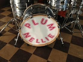 Plum Nellie drum