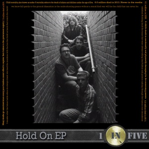 Hold On EP Cover