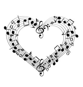music-from-heart-sketch-cartoon-vector-1832112