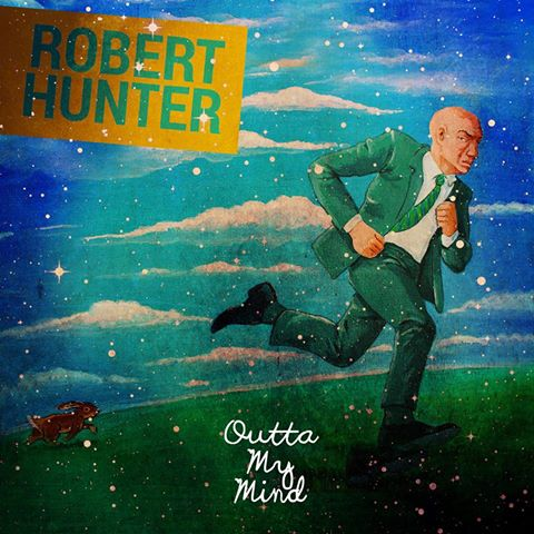 Robert Hunter EP cover
